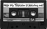 Help my Tascam is leaving me.mp3